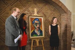 Opening expositie L'Hoëst