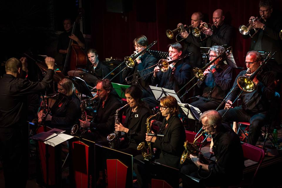 Central Heat Big Band