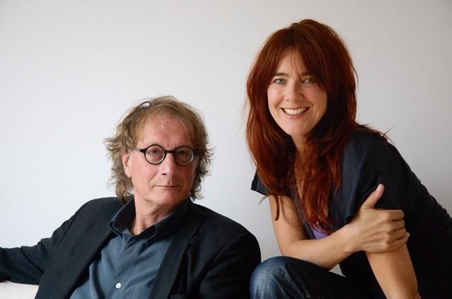 Thomas Verbogt en Beatrice van der Poel - (c) Jano van Gool