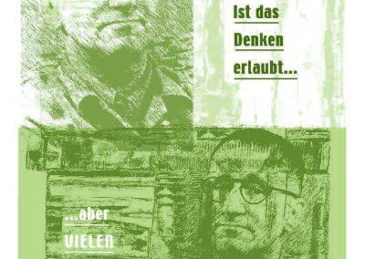 Brecht - ALLEN ist das Denken erlaubt...