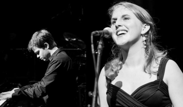 Lizzy Ossevoort en Stefan Bos
