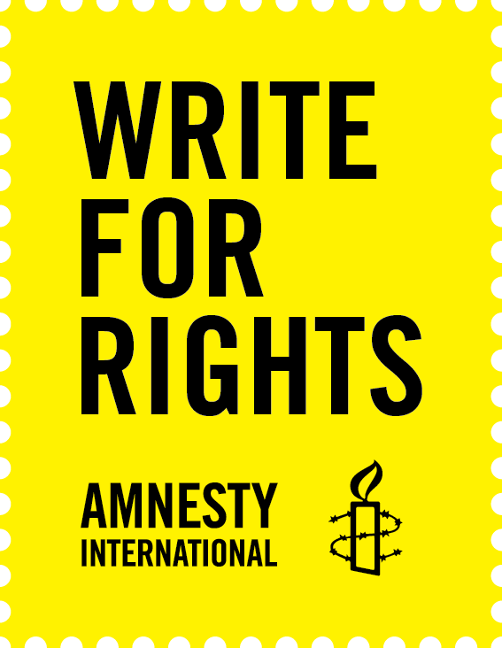 Write for Rights Amnesty International