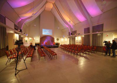 Van Koppelkerk tot Discussiezaal