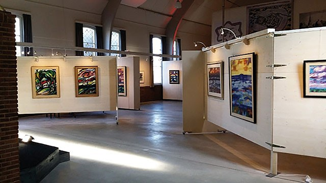 Expositiezaal-Koppelkerk-kunsten