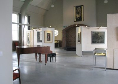 Koppelkerk Kerkzaal
