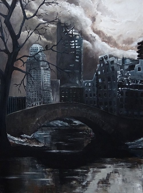 Silent Decay - Evelien Hengeveld