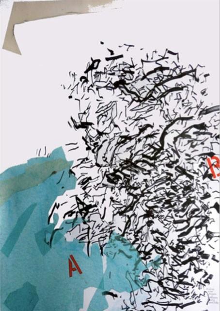 Philipp Pohl - Bildnis eines jungen Mannes von der Seite