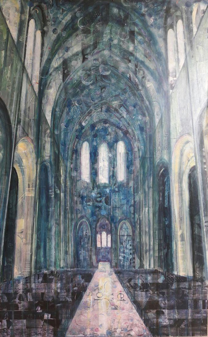 La cathédrale- Hilde Barendse
