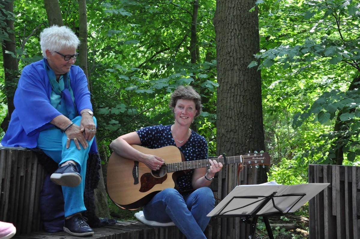 Ankh Gussinklo en Wilma Pastors-Scholten