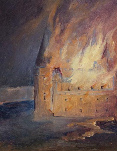 Kasteelbrand 1646