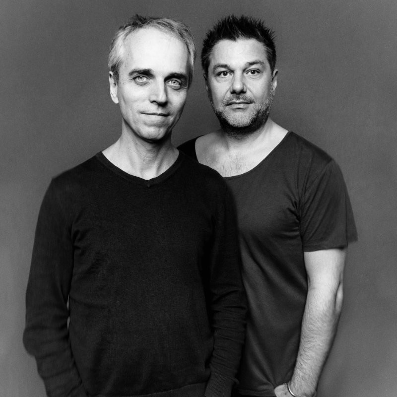 Jeroen van Vliet en Mete Erker Foto: Jitske Schols