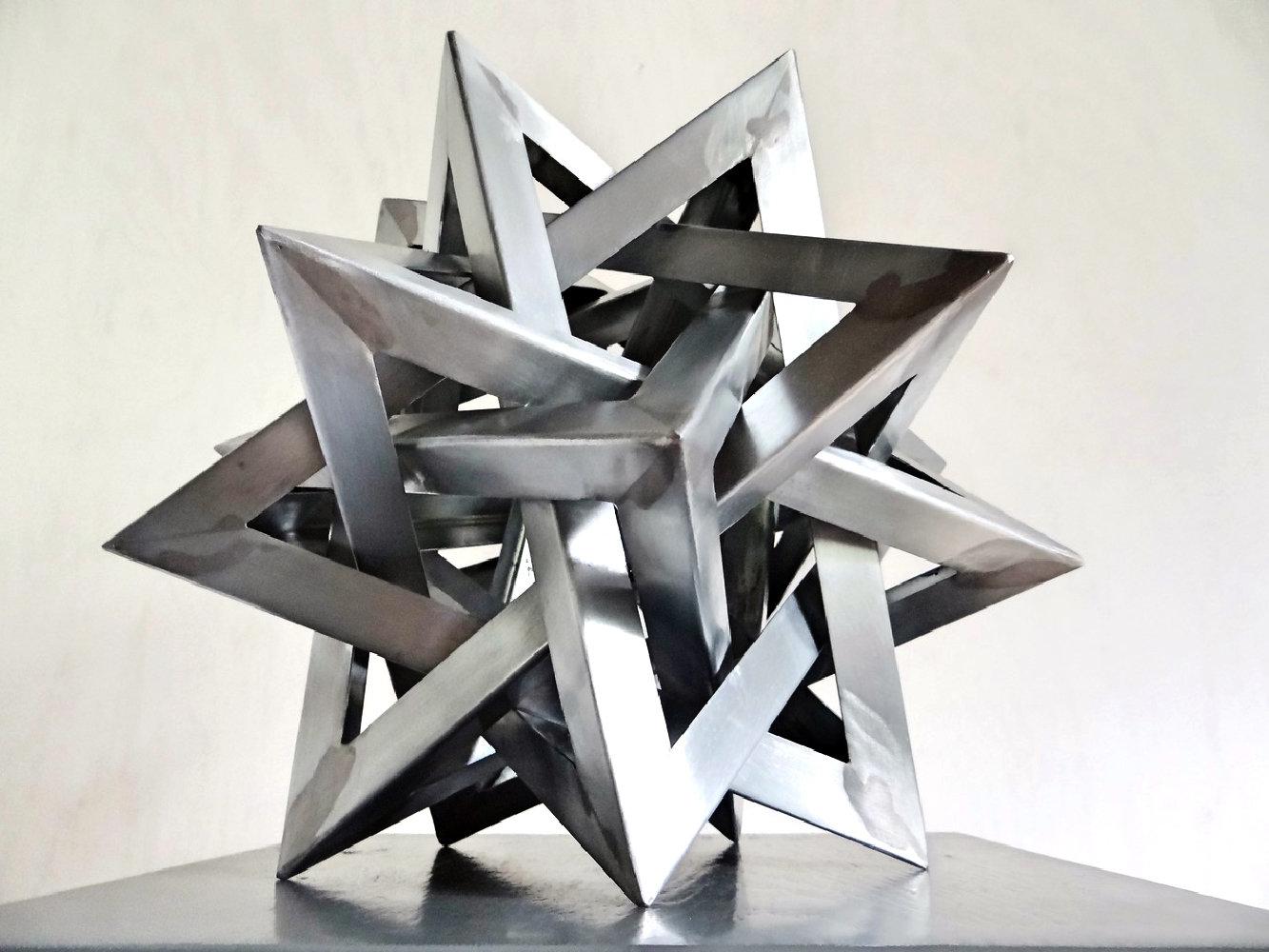 Werk van Han Lammers in de expositie BALANS - KC-Breekijzer
