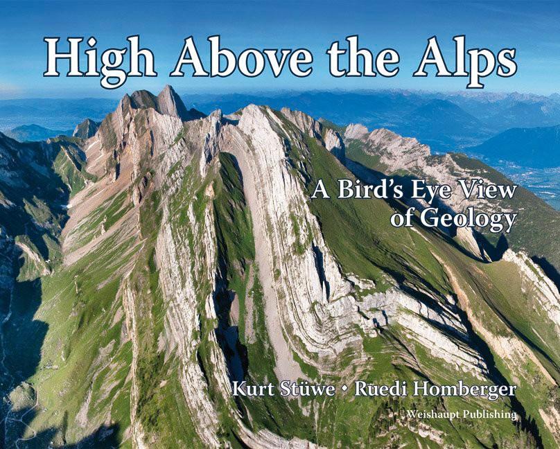 High above the Alps Kurt Stuewe