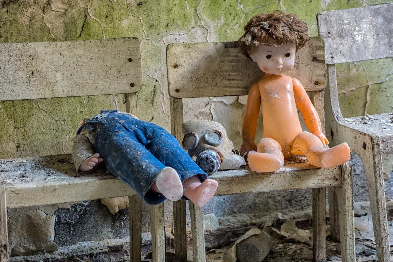 Rob Blekkink - Chernobyl dag 1