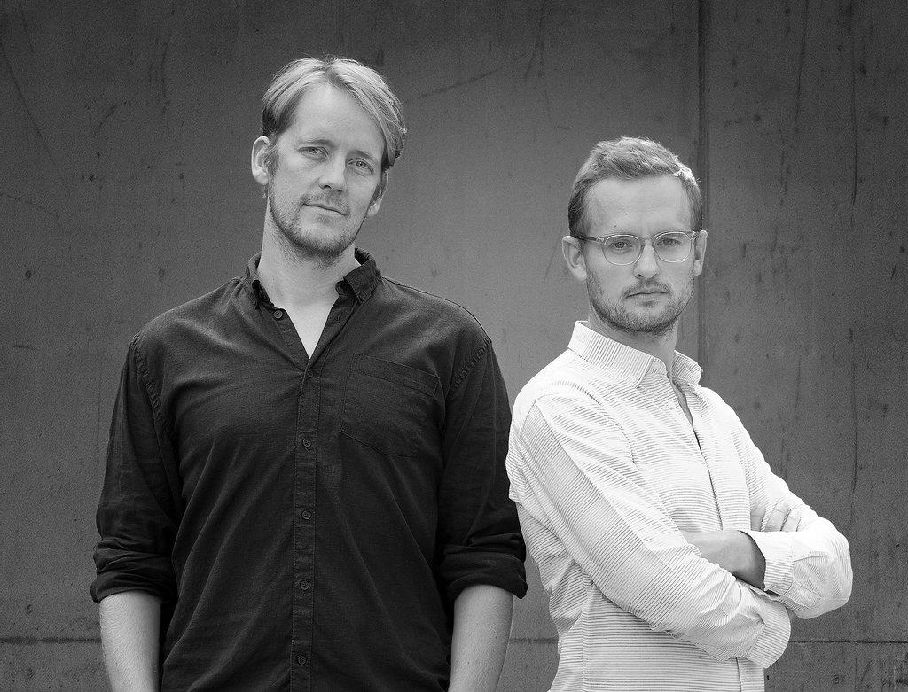 Sander Heijne en Hendrik Noten. (c) Fjodor Buis