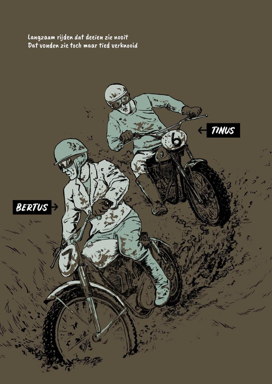 Ode aan de Achterhoek in stripvorm - Marc Weikamp