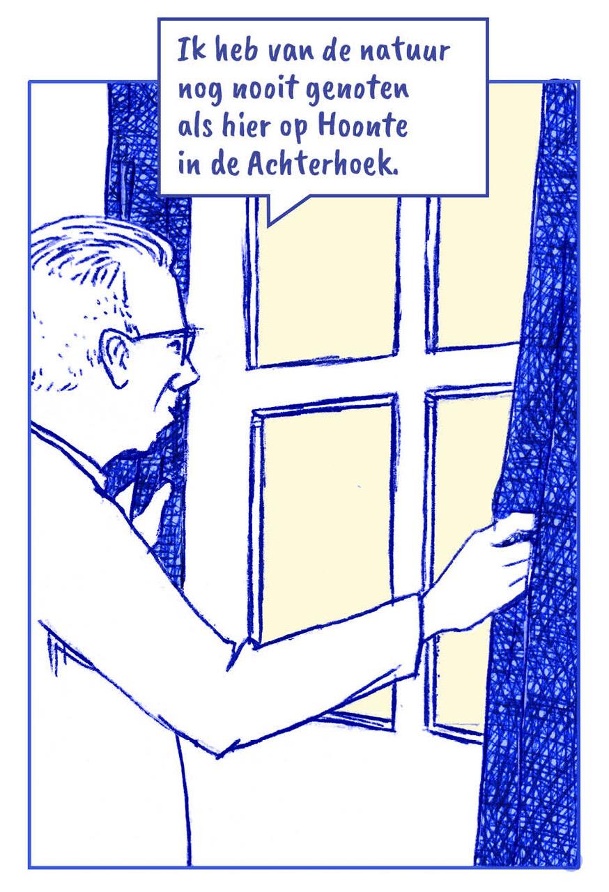 Marc Weikamp - Uit Hoonte van Gerrit Achterberg