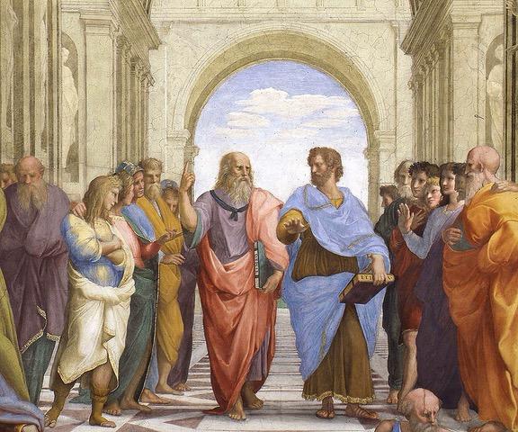 Raphael - De school van Athene