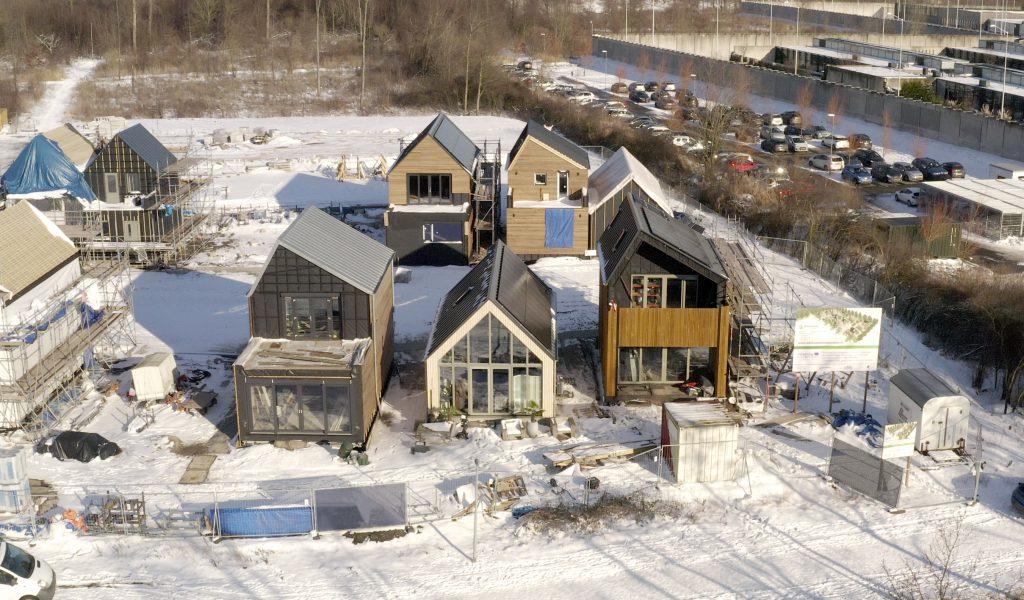 Wikihouse Almere - Foto Rik Meier