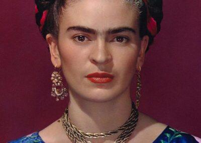 Frida Kahlo (1939) (c) Nick Muray