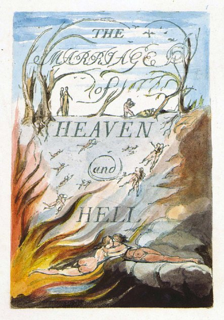 William Blake - The Marriage of heaven and hell