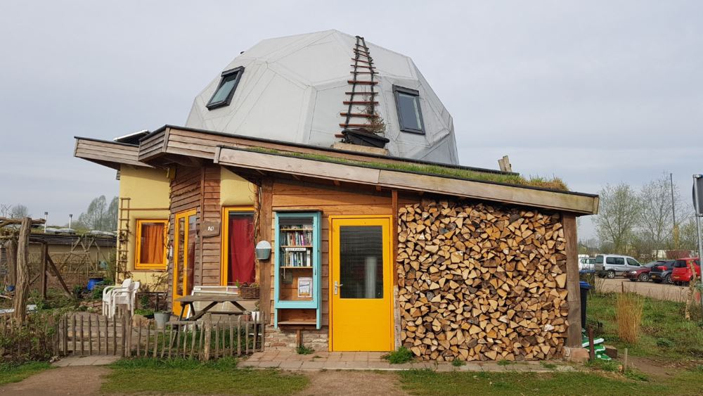 Buildingcommunity Aardehuis - foto ORIO-architecten