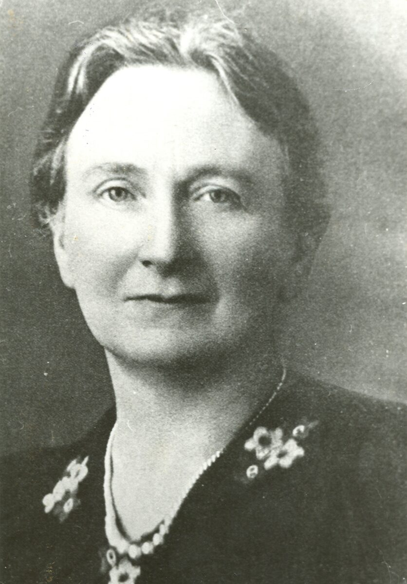Heleen Kuipers-Rietberg - foto: Nationaal Onderduikmuseum