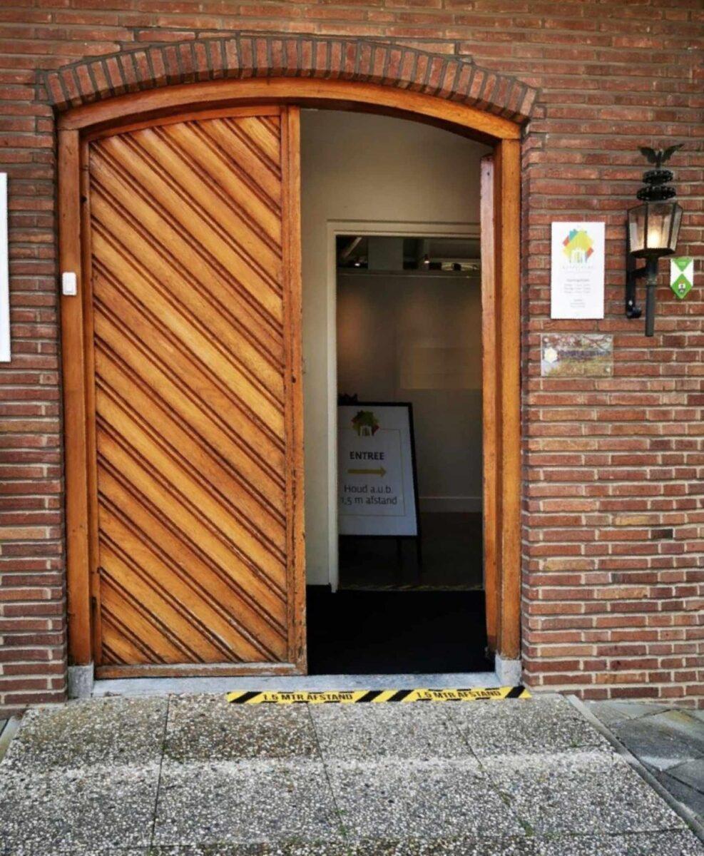 Coronatoegangsbewijs en de Koppelkerk